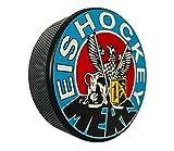 Steel Eishockey Puck MERC 166g Fanpuck
