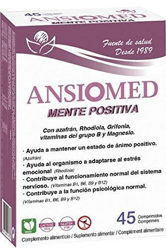 Herbetom Bioserum - Ansiomed Mente Positiva 45 Cápsulas - Packs Ahorro (1)