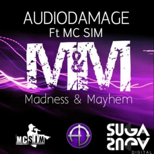 AudioDamage Ft MC SIM