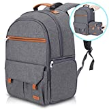 """Endurax Waterproof Camera Backpack for Women and Men Fits 15.6"""" Laptop with Build-in"""