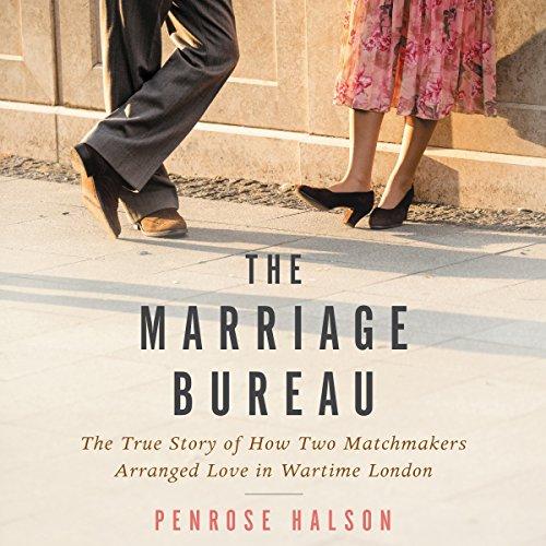 The Marriage Bureau audiobook cover art