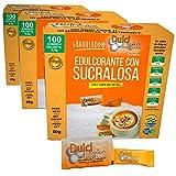 SUCRALOSA Ecologica Natural Edulcorante Granulado Dulcilight 300 SOBRES, CON PRACTICO DISPENSADOR Producto SABOR Y CALIDAD PREMIUM