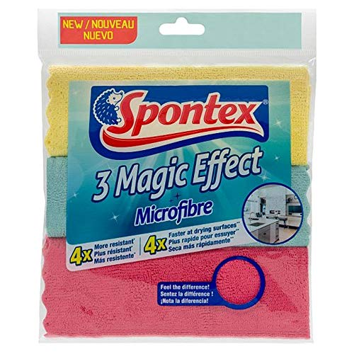 Spontex - Bayeta Microfibra Magic Effect