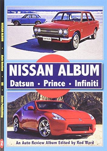 Autoboeken Nissan Album