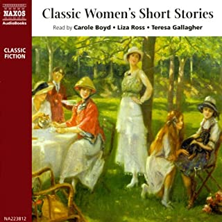 Couverture de Classic Women's Short Stories (Unabridged Selections)