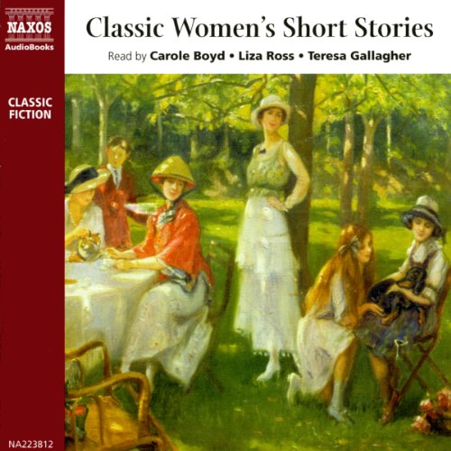 Classic Women's Short Stories (Unabridged Selections) cover art
