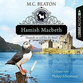 Hamish Macbeth ist reif für die Insel Titelbild
