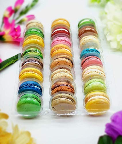 Assorted Gluten Free French Macaron (24 Pack)