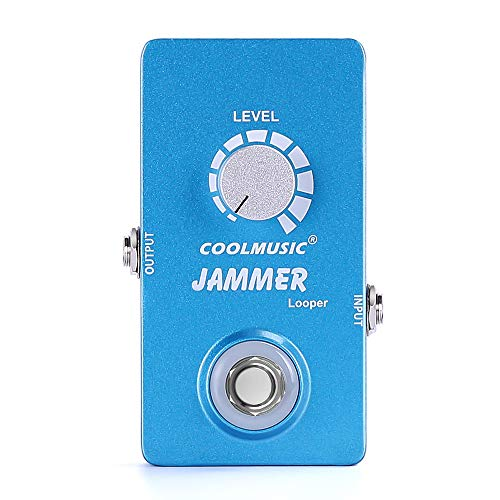 Coolmusic Jammer Looper Effects Pedals 10 Minutes of Looping Unlimited...
