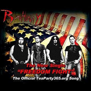 "Freedom ""Fight"" - Single"