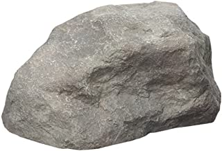Best Outdoor Essentials Faux Rock, Grey, Small Review