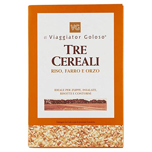 Il Viaggiator Goloso Tre Cereali Riso - 400 g