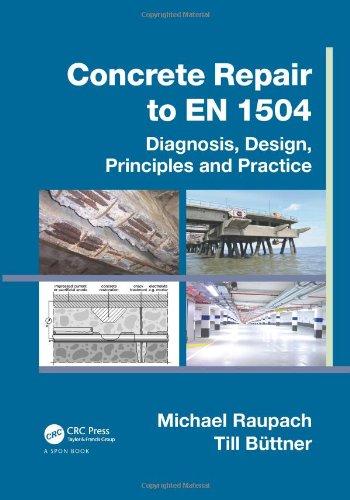 Concrete Repair to EN 1504: Diagnosis, Design, Principles and Practice