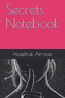 Secrets Notebook (0001)
