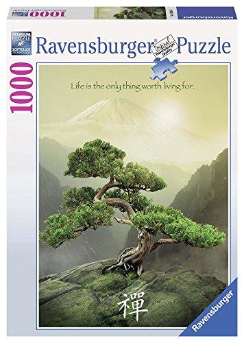Ravensburger Puzzle  19389 - Zen Baum - 1000 Teile