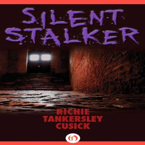 Silent Stalker audiobook cover art