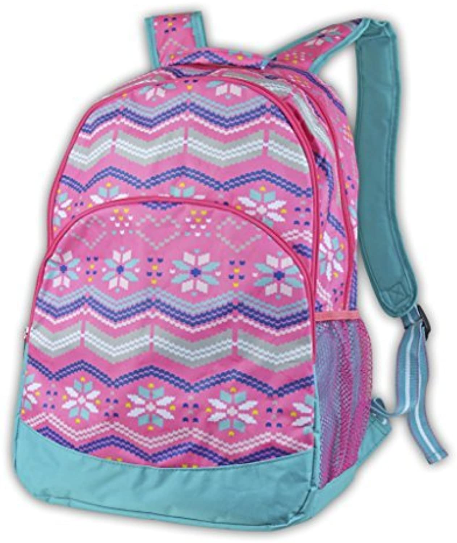 tiempo libre Fairisle Fairisle Fairisle Backpack by All For Color  Hay más marcas de productos de alta calidad.