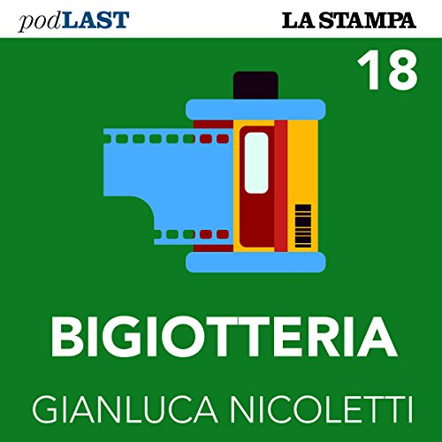 Il mito della plastica (Bigiotteria 18) cover art