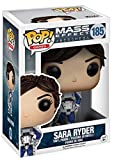 Funko POP Games: Mass Effect Andromeda Sara Ryder Toy Figure