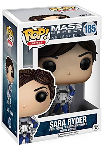 POP! Vinilo - Games: Mass Effect Andromeda: Sara Ryder