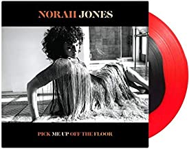 Pick Me Up Off The Floor - Exclusive Limited Edition Black & Red Colored Vinyl LP
