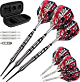 Viper Blitz 95% Tungsten Steel Tip Darts with Storage/Travel Case, 22 Grams