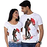 Mozi Lifestyle Men's & Women's Regular Fit T-Shirt (Pack of 2)