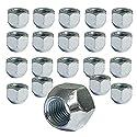 TRACER Radmuttern Kegelbund 60° M12 x 1,5 passend für Stahlfelgen FO