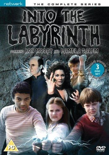 Into the Labyrinth [Region 2] by John Abineri
