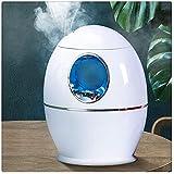 800 ml humidificador de aire USB Aroma Aceites difusor Fogger Mist Maker con luz de noche LED para el hogar Oficina coche