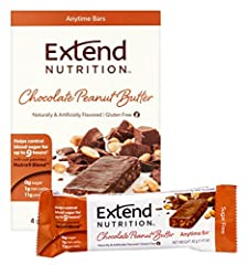 Pack of 15 Nutrition Bars, each Bar weighs 40g (1.41oz). Total Net Weight 600g (21.16oz.). High protein (11g) and fiber (5g). Gluten Free. Sugar Free. Kosher. Only 150 calories and 1g Net Carb. The only formula proven to help control blood sugar for ...