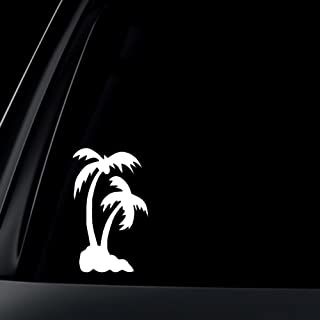 No Bad Days Palm Tree Plant Vinyl Decal Car Bumper Laptop Motorcycle Sticker