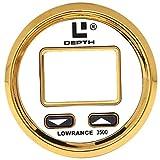 Best Lowrance Depth Finders - Lowrance Boat Depth Finder Bezel 000-0101-512   Gold Review