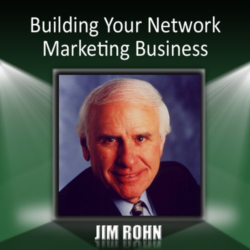 Building Your Network Marketing Business audiobook cover art