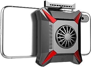 BHDesign USB Teléfono Móvil Radiador Gaming Teléfono Universal Enfriador Ajustable Portátil Ventilador Titular Disipador De Calor Radiador para Teléfono Móvil