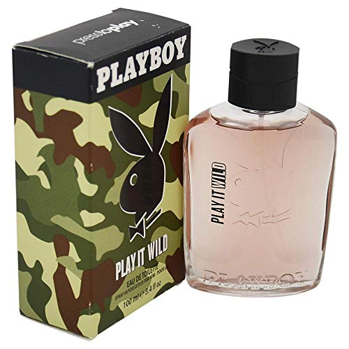 PLAYBOY colonia play it wild frasco 100 ml