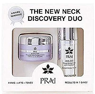 Exclusive New PRAI New Neck Lift Discovery Duo AWARD WINNING