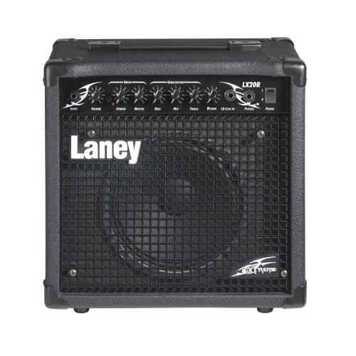 Laney LX Series LX20R - Guitar Combo Amp - 20W - 8 inch Woofer - With Reverb
