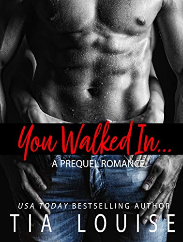 You Walked In: An opposites-attract, sports-romance novella by [Tia Louise]