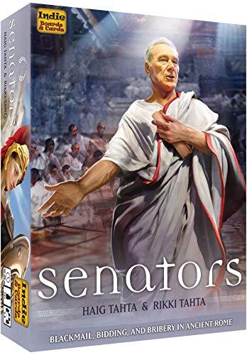 Indie Board Games SE01 - Senators