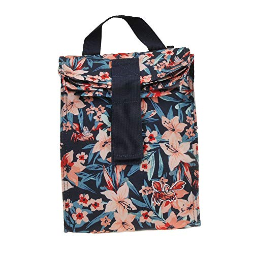 Roxy Girls Lunch Hour - Lunch Bag - Girls - One Size - Blue Dress Blues Sebastian Floral B One Size