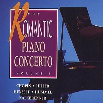 The Romantic Piano Concerto, Vol. I
