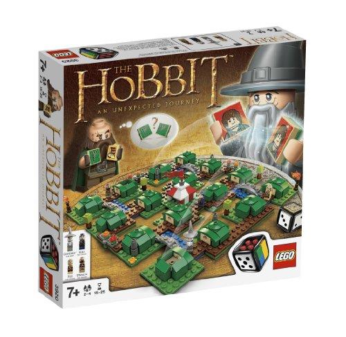 LEGO Der Herr der Ringe - Brettspiel 3920 - The Hobbit