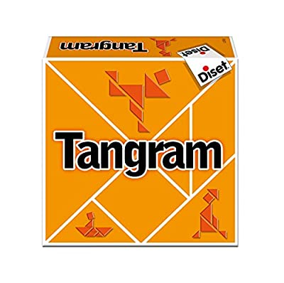 Diset - Jeu Educatif et Scientifique - Tangram