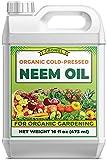 Best Neem Oils - Growel Organic Neem Oil, High Azadirachtin Content Cold Review