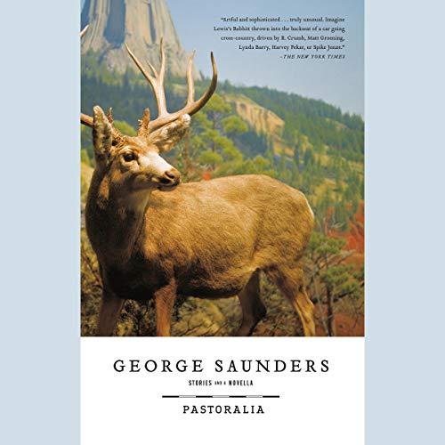 Pastoralia audiobook cover art