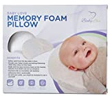 Baby Head Shaping Pillow | Memory Foam Baby Pillow With Natural...