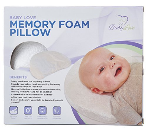 Babylove Head Shaping Pillow