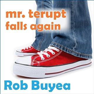 Mr. Terupt Falls Again audiobook cover art