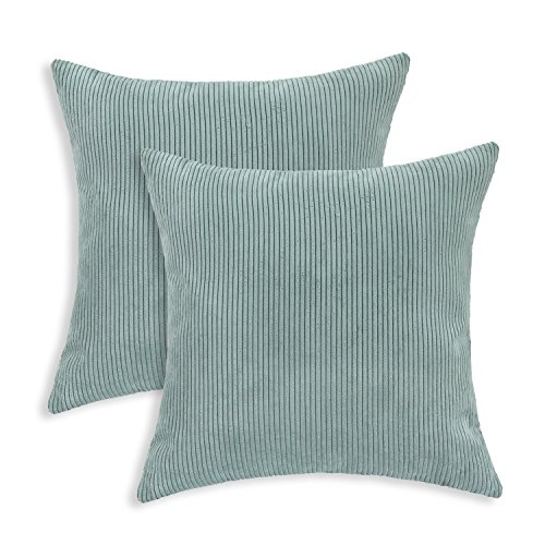 Top pillow covers decorative 18×18 green for 2020